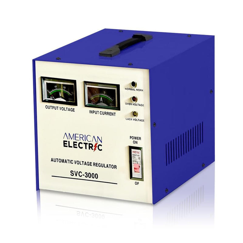 American Electric 3000W AVR