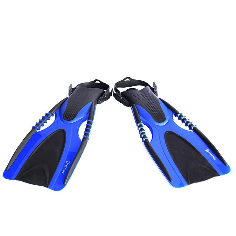 Oceantric Diving Fins - Blue