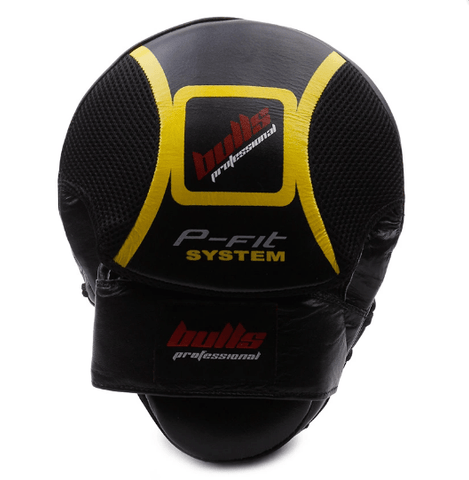Bulls Professional Focus Pad - Yellow/Black