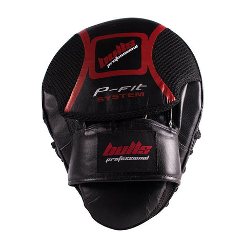 Bulls Professional Focus Pad - Red/Black