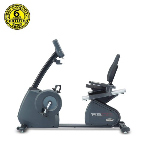 Circle Fitness R6 Recumbent Bike