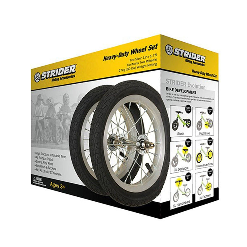 Strider Heavy Duty Wheel Set
