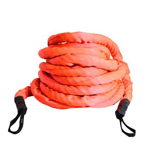 Fitness & Athletics Combat Rope / Battle Rope with Cover - 15m