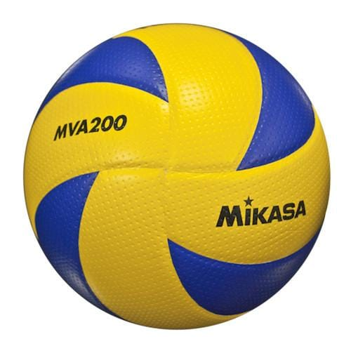 Chris Sports: Mikasa Volleyball MVA200 (Official FIVB Game ...  Chris Sports: M...