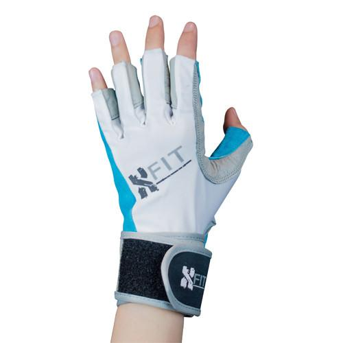 X-Fit Glove Wraps Open Finger - Women