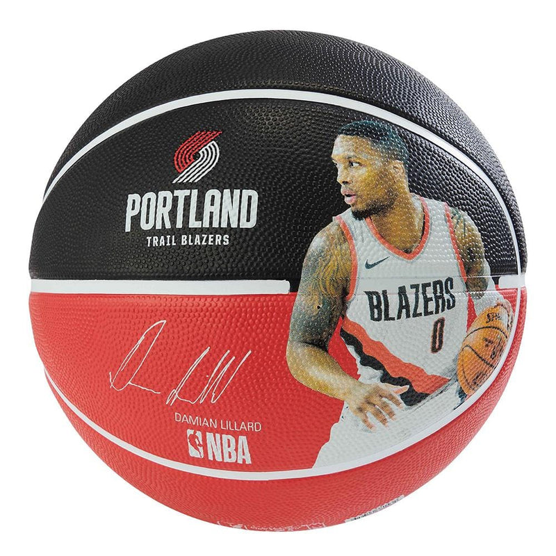 Spalding NBA Player Series - Damian Lillard Basketball