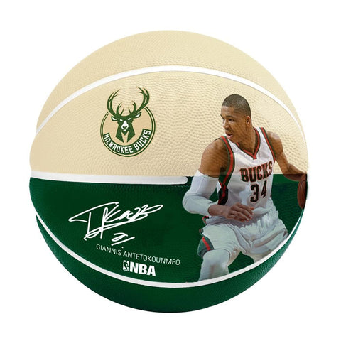 Spalding NBA Player Series - Giannis Antetokounmpo Basketball