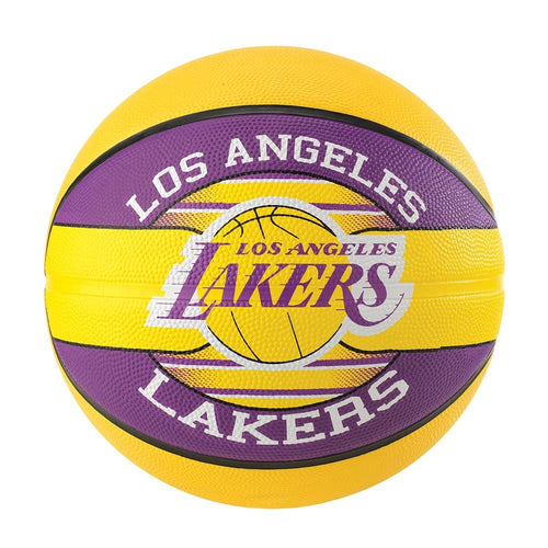 Spalding NBA Los Angeles Lakers Basketball