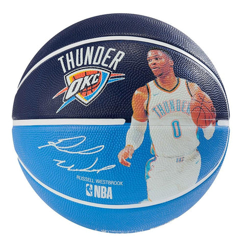 Spalding NBA Player Series - Russell Westbrook Basketball