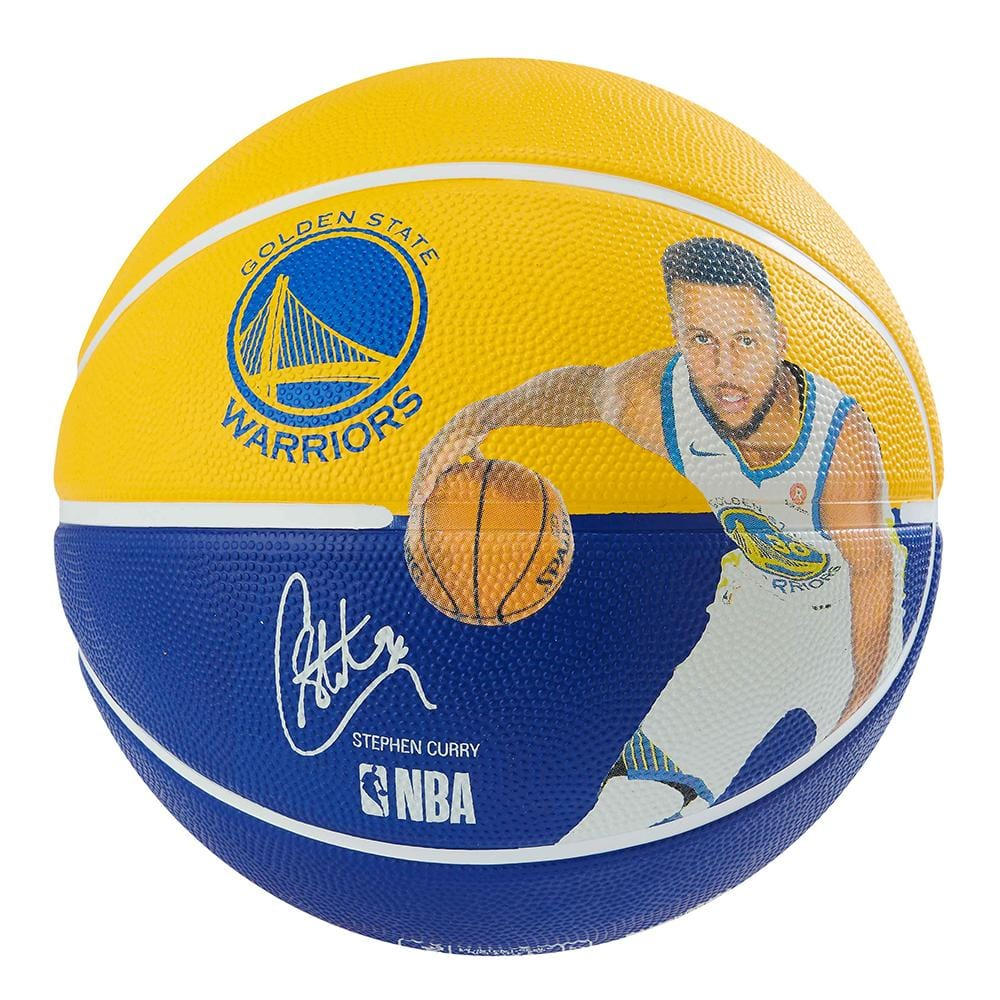 Spalding NBA Player Series - Stephen Curry Basketball
