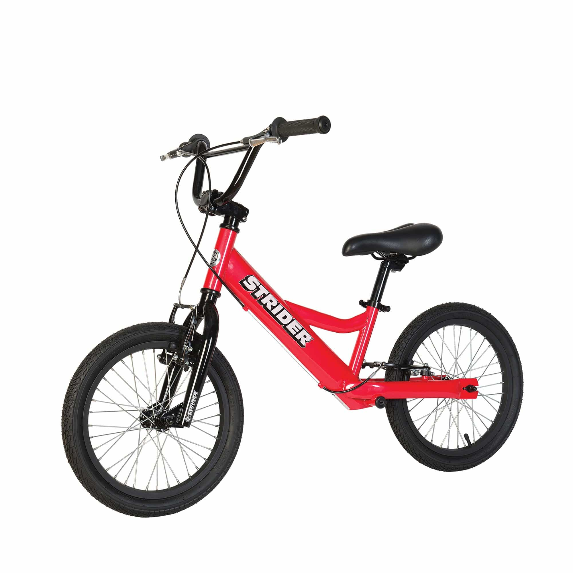 Strider 16 Sport Balance Bike - Red
