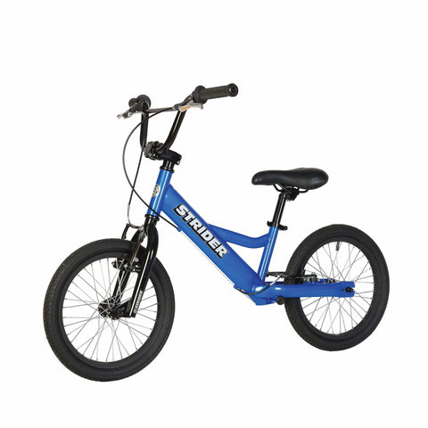 Strider 16 Sport Balance Bike - Blue