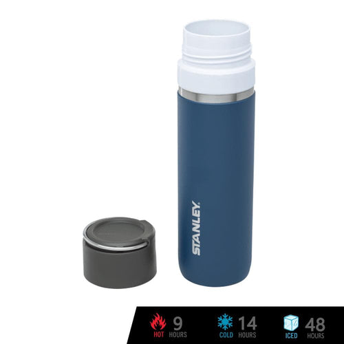 Stanley GO Bottle 24oz - Tungsten