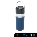 Stanley GO Bottle 16oz - Tungsten