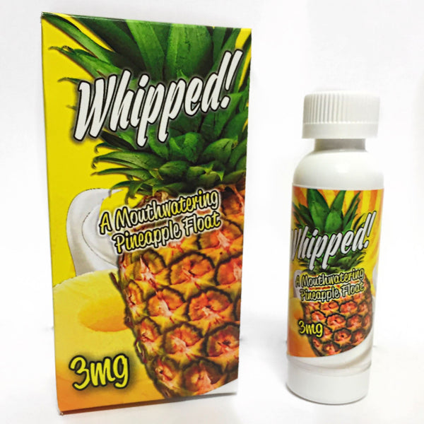 Pineapple Whipped