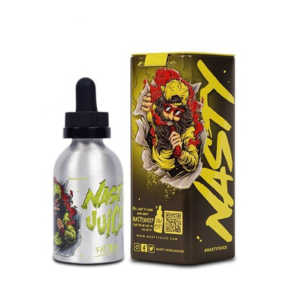 Nasty - Fat Boy (60ML)