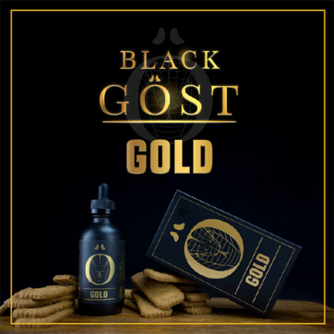 Gold (120ML) by Gost Vapor