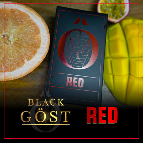 Red (120ML) by Gost Vapor
