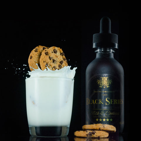 Kilo Black Series: Milk and Cookies
