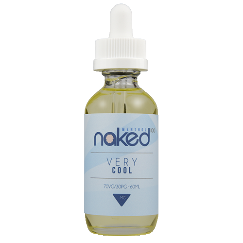 Very Cool by Naked Menthol