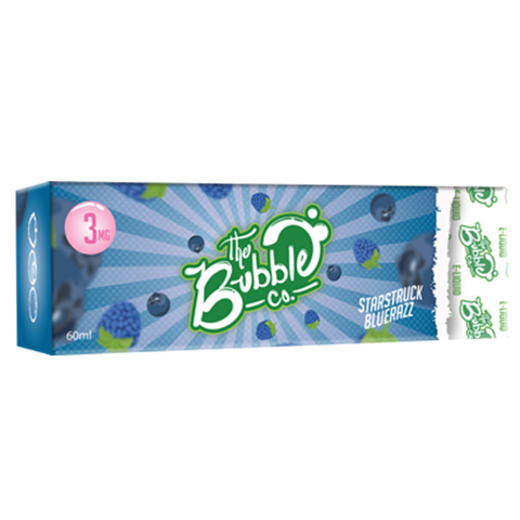 Bubble Co. -  Starstruck Blue Razz