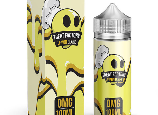 Treat Factory - Lemon Glaze (100ML)