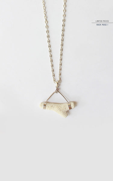 Rock Poise Necklace