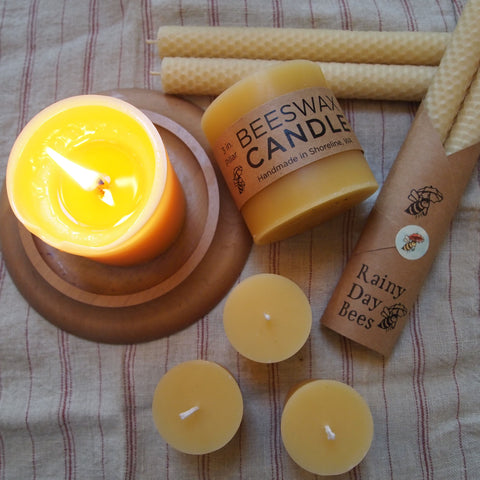 Candles and Wax Products