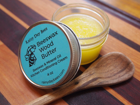 Beeswax Wood Butter