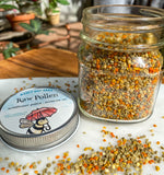 Raw Bee Pollen from Rainy Day Bees in Shoreline