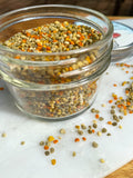 Raw Bee Pollen from Rainy Day Bees