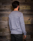 Brixton | Long Sleeve Tee | Grey