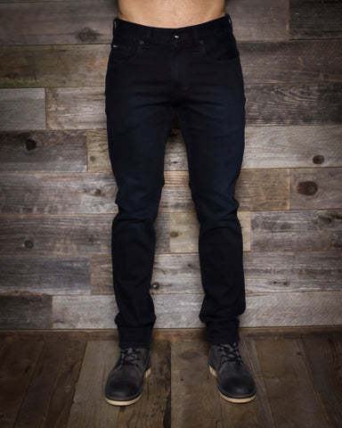 RVCA | Hexed Denim Black