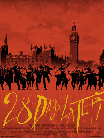 28 DAYS LATER (regular) by Charlie Adlard