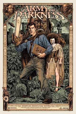 ARMY OF DARKNESS (regular) by Chris Weston