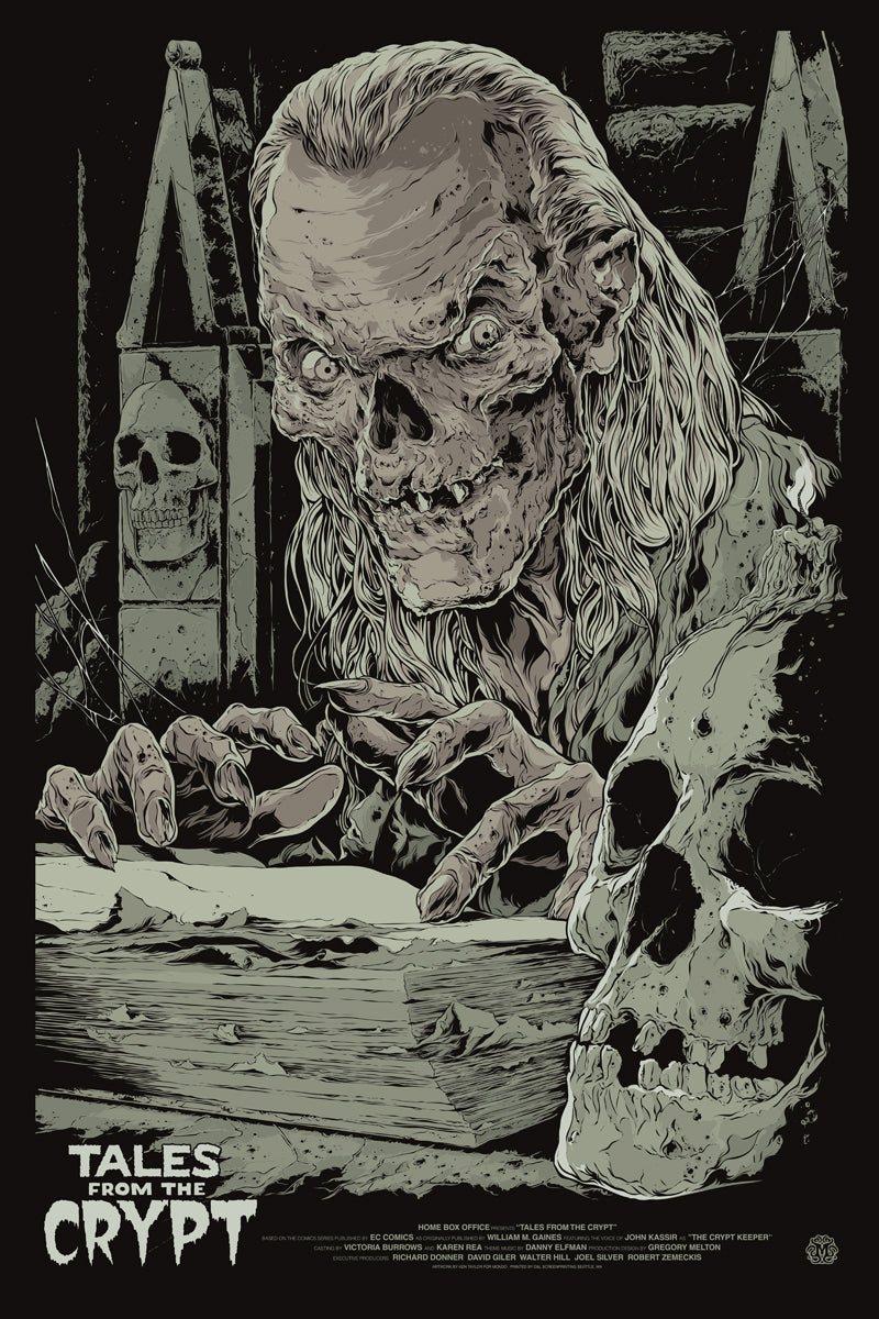 TALES FROM THE CRYPT (regular) by Ken Taylor