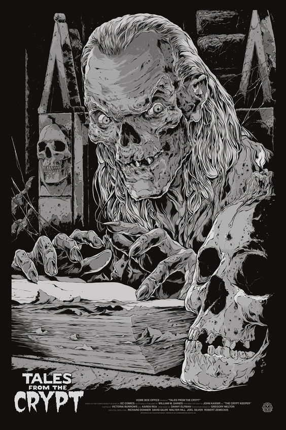 TALES FROM THE CRYPT (variant) by Ken Taylor