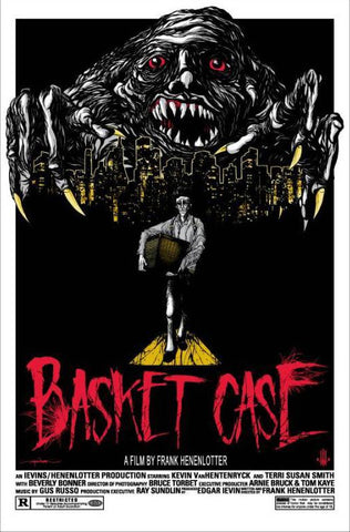 BASKET CASE by Alex Pardee