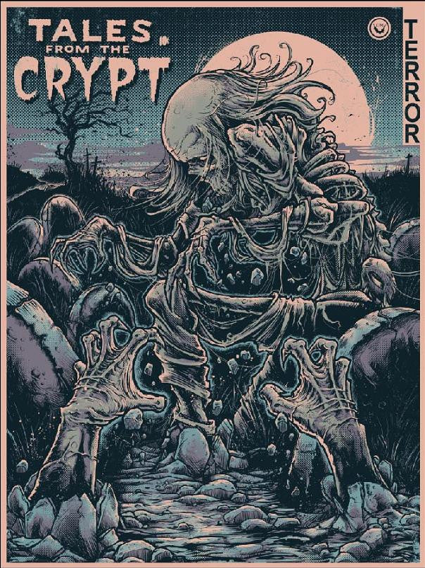BIRTH OF THE CRYPTKEEPER, THE by Godmachine