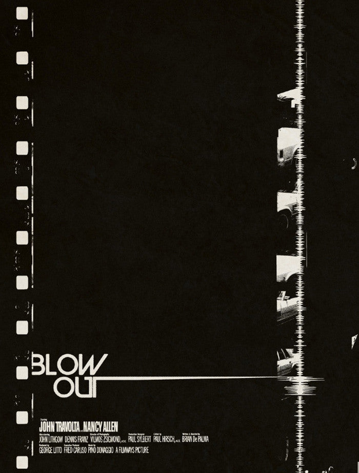 BLOW OUT by Jay Shaw