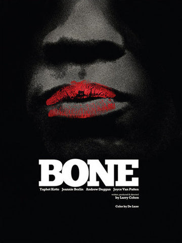 BONE by Jay Shaw