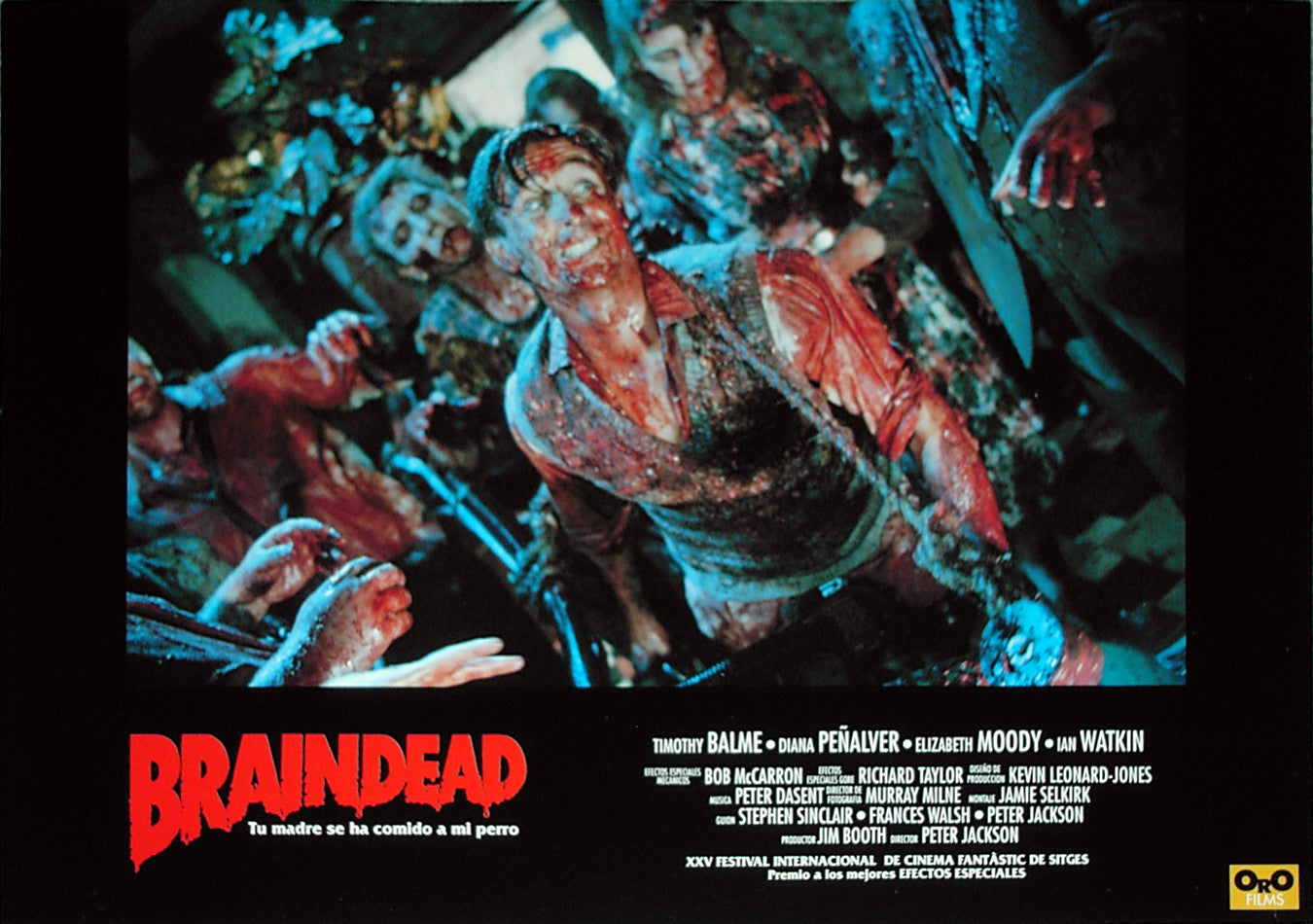 BRAINDEAD - Spanish lobby card v5