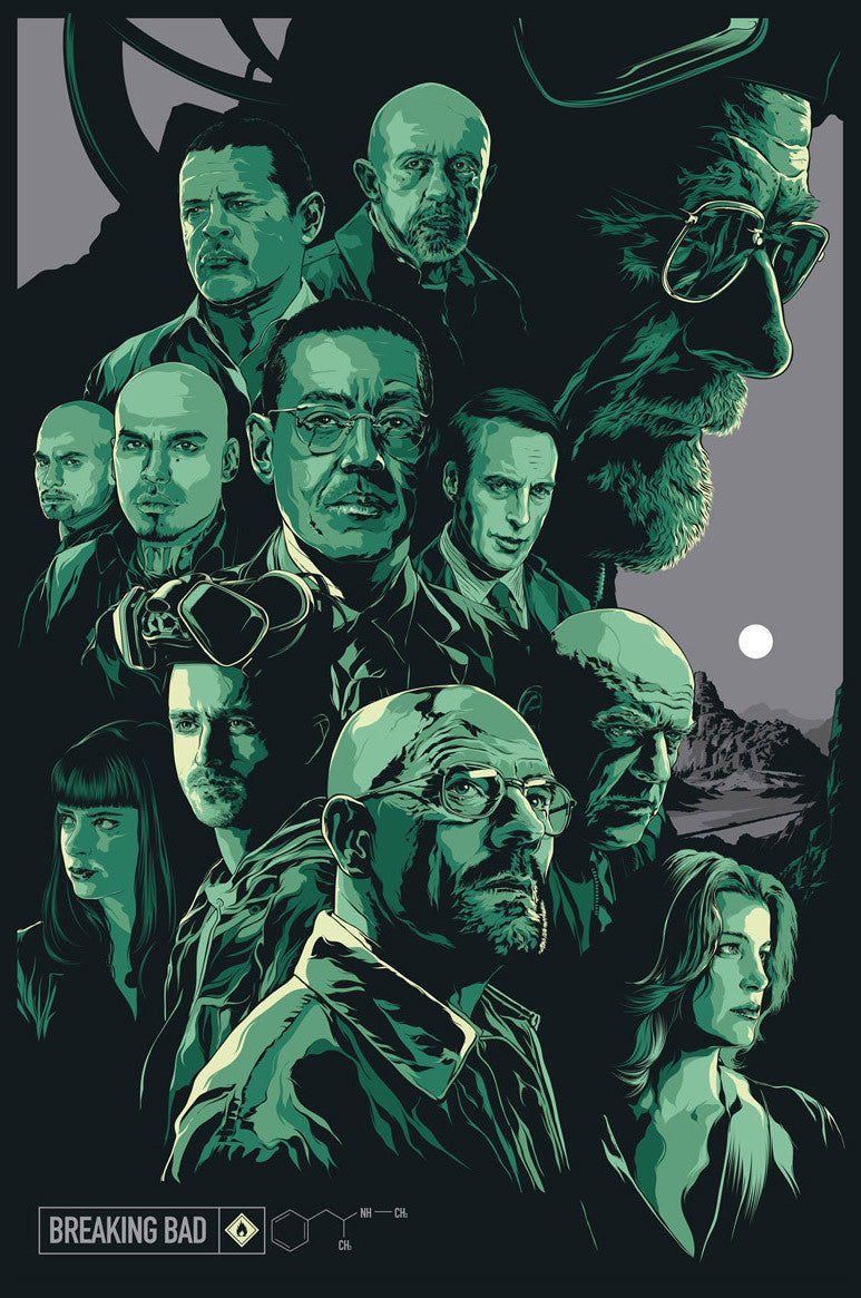 BREAKING BAD by Ken Taylor
