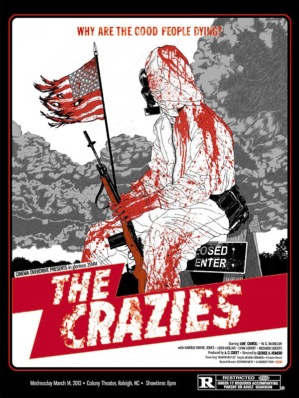 CRAZIES, THE (variant) by Boneface