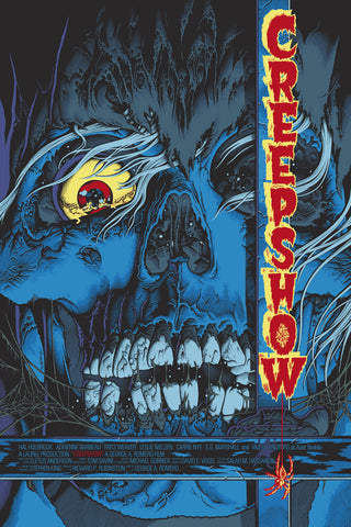 CREEPSHOW (regular) by Mike Sutfin
