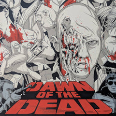 DAWN OF THE DEAD (regular) by Jeff Proctor