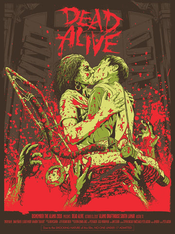 DEAD ALIVE by Adam Haynes