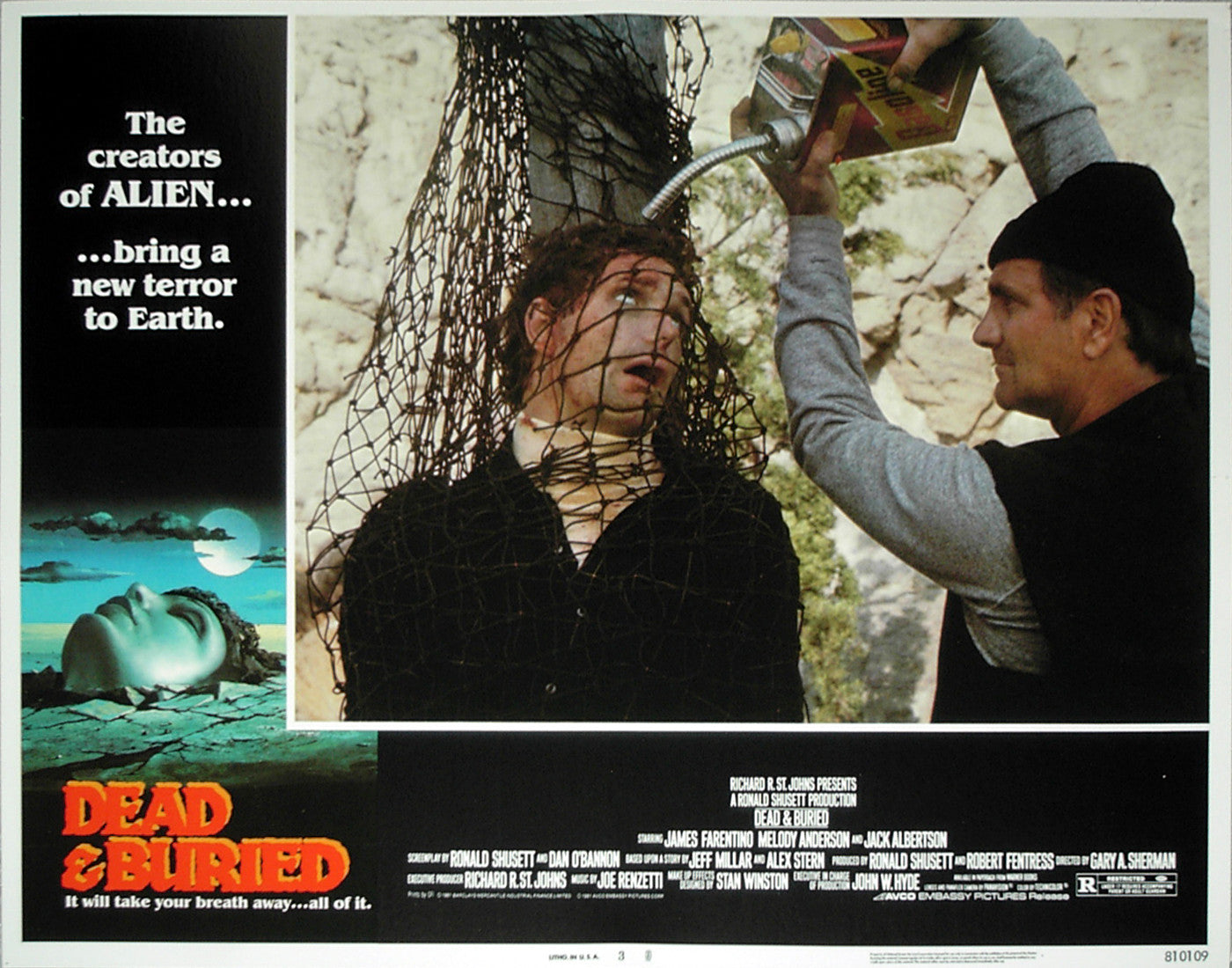 DEAD & BURIED - US lobby card v3