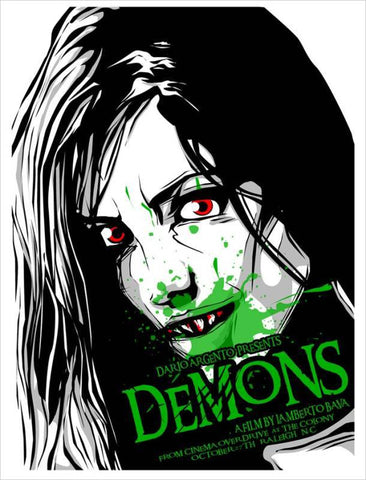 DEMONS by Danny Miller