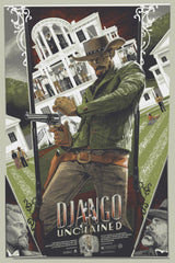 DJANGO UNCHAINED (regular) by Rich Kelly